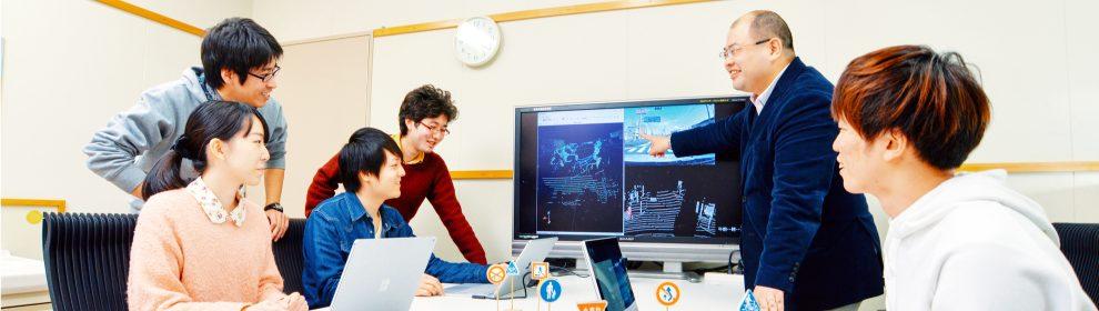 九州工業大学 情報工学部 知的システム工学科 ロボティクスコース